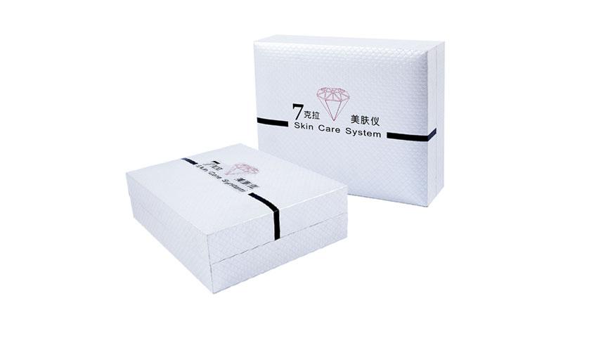 七克拉品牌定制美肤仪器包装盒