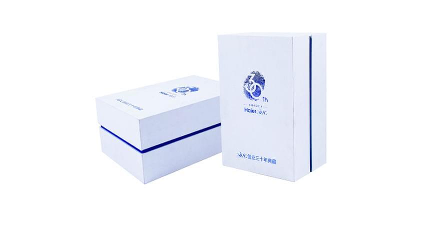 海尔集团公司创业三十周年典藏