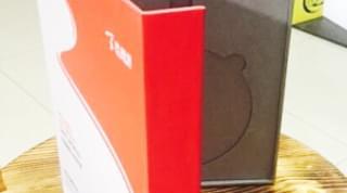 天融信定制光盘包装盒