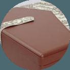 皮质包装盒