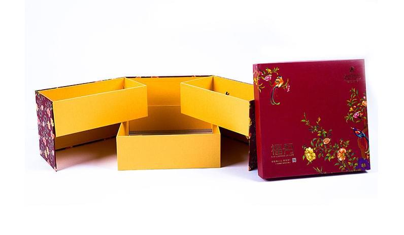 月饼礼盒包装定制