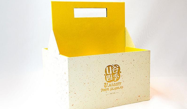 食品礼盒包装定制