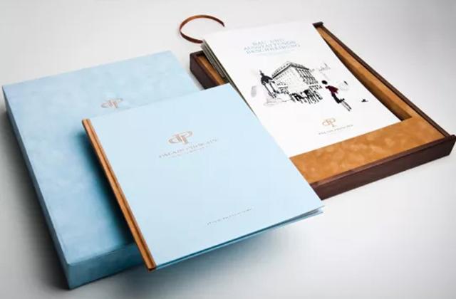 笔记本文创包装----文创木盒包装礼盒